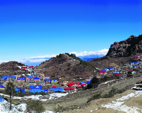 Unchecked encroachment tarnishes the beauty of Kalinchowk