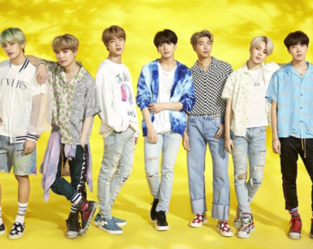 "BTS Sets New Record By Topping Oricon's Weekly Singles Chart With ""Lights/Boy With Luv"""