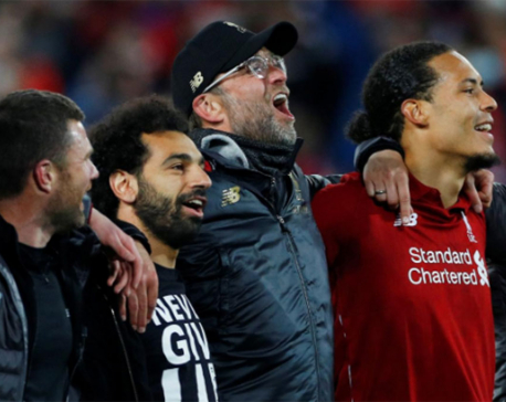 With an 'impossible' win, Klopp's Liverpool write their own history