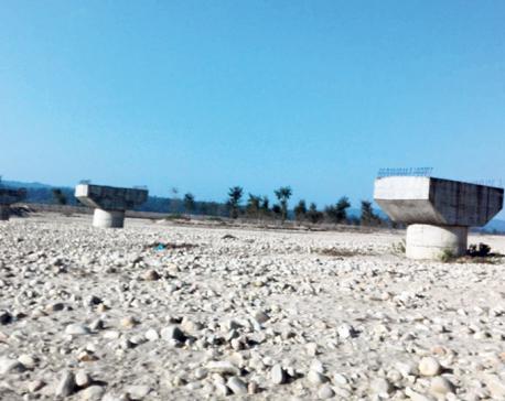 Lumbini Construction to resume construction of bridge