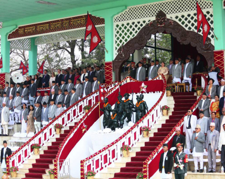 IN PICTURES: 12th Republic Day being observed today