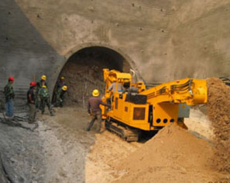 Melamchi Project's disgruntled workers warn of stalling works