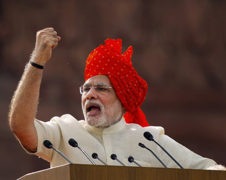 Analysis: India's Modi faces foreign pressures in 2nd term