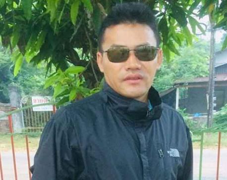 Human trafficking mastermind Gurung brought to Nepal
