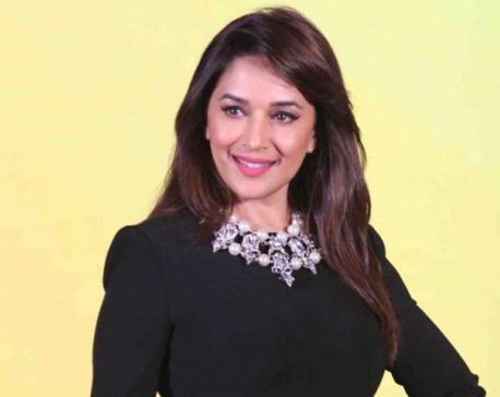 My kids know about my dancing skills more from their friends: Madhuri Dixit