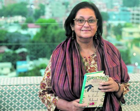 Namita Gokhale on writing and managing the world's largest literature festival