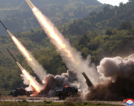 South Korea says North Korea's latest launches were missiles