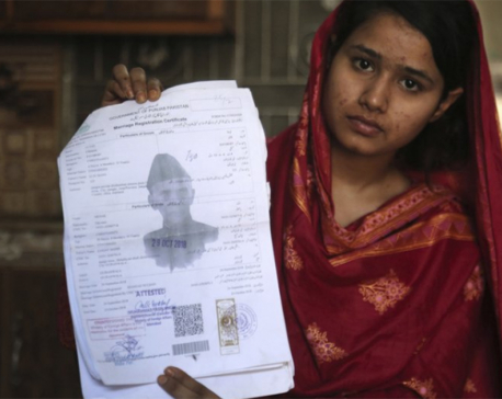 Pakistani Christian girls trafficked to China as brides