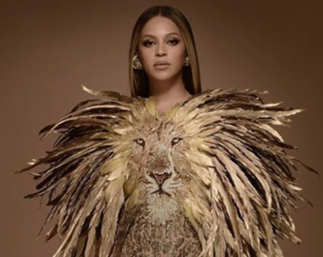 Beyonce 'wrote and performed' song for 'The Lion King', says director