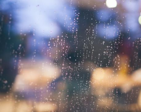 When Rain Falls For Dust