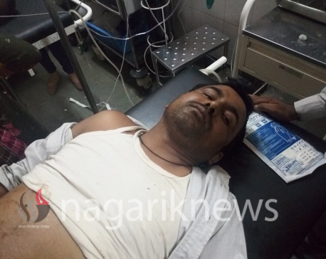 Unidentified group shoots at microfinance worker