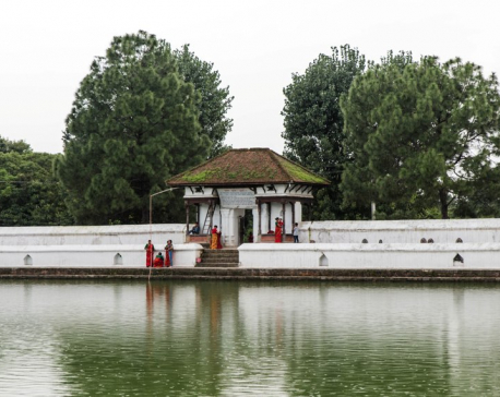 Siddha Pokhari: The jogging hub