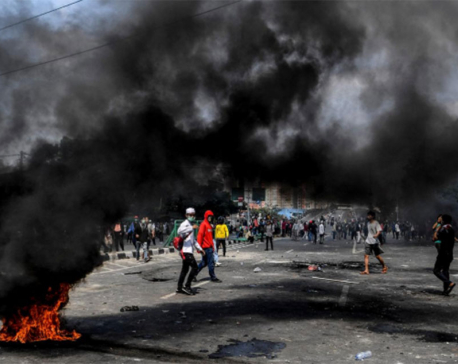 Jakarta governor says six dead in Indonesia post-election unrest