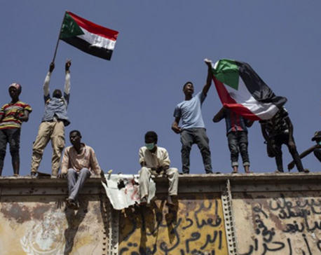 Al-Jazeera says Sudan shuts down bureau amid sit-in threat