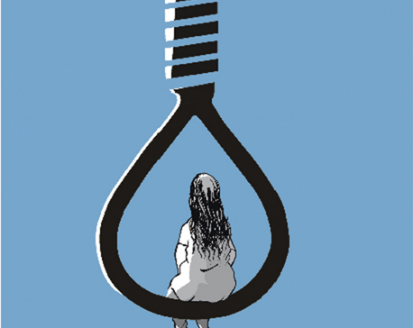 316 suicide cases in Dhading in four years