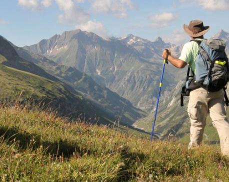 Five exercises for trek health