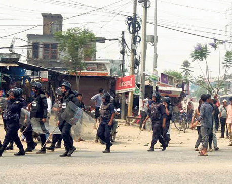 Truck kills girl by reversing gear in Tikapur