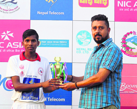 Sudur Paschim to face Province 2 in final