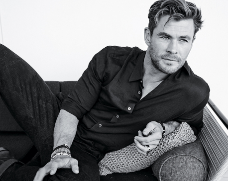 Chris Hemsworth: Hard to play characters that are straight