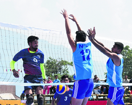 Departmental teams, Gandaki reach quarters
