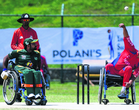 India, Pakistan to vie for Wheelchair T20 Asia Cup trophy