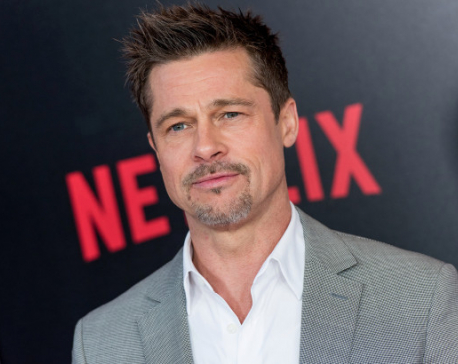 Brad Pitt talks about getting sober, his future in movies