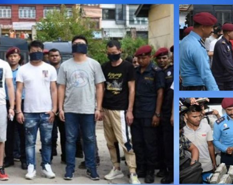 Police make four more arrests in ATM robbery case