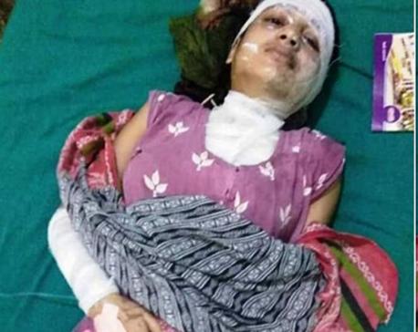 Lawmaker Yadav demands fair investigation into acid attack
