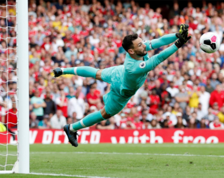 Arsenal fight back against Spurs to draw London derby