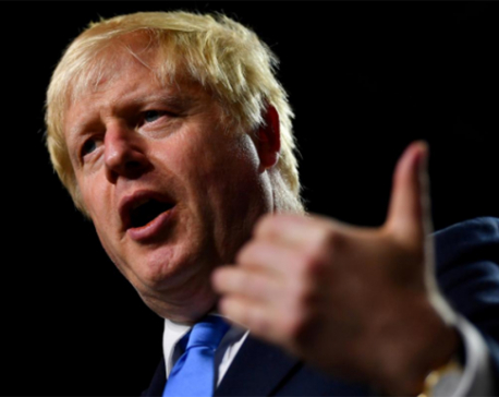 Johnson threatens Brexit rebels with party expulsion