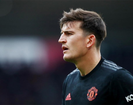 Maguire wants Man United to rediscover swagger