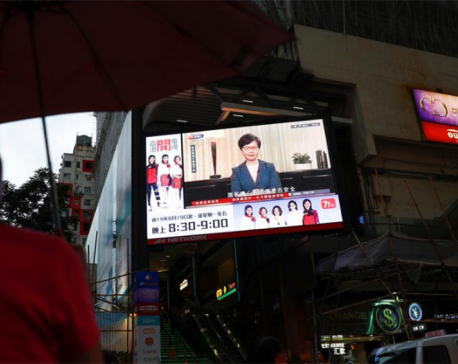 Hong Kong leader kills bill but some say too little too late