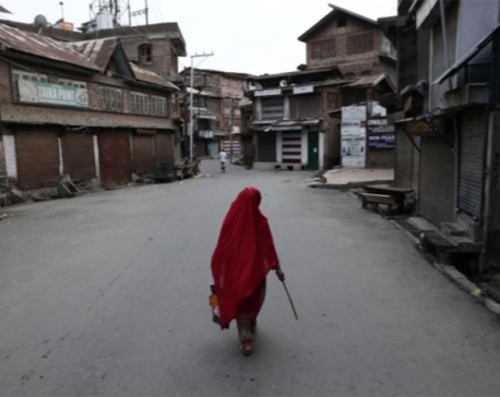 In Kashmir, shopkeepers refuse to open despite India easing some curbs