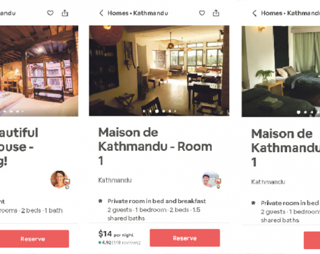 Airbnb is thriving but hoteliers are worried