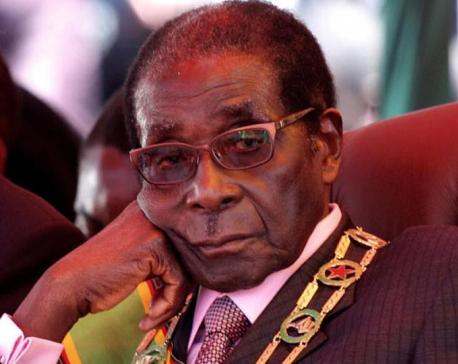 Zimbabwe's former president Robert Mugabe dies in Singapore