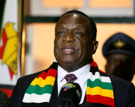 Mugabe's body leaves Singapore for burial in Zimbabwe