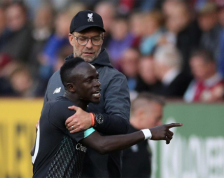 Mane was upset and emotional during bench fury, says Klopp
