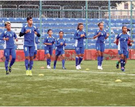 Nepal aiming to clinch Nadezhda Cup title
