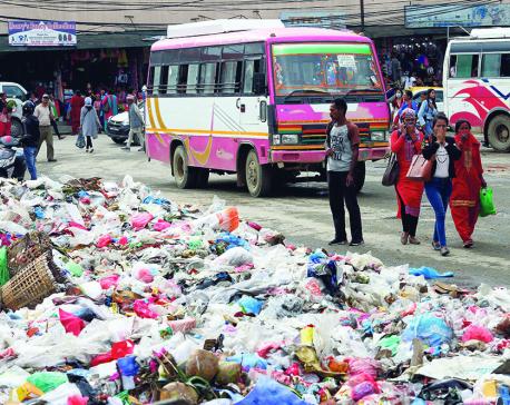 Managing wastes