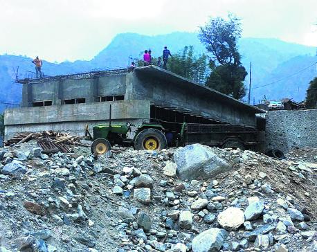 Passengers suffer as 5 bridges remain incomplete
