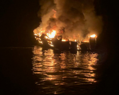 California scuba boat fire death toll rises to 25: report