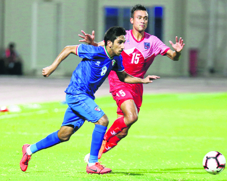 Nepal fails to execute defensive tactics in seven-goal humiliation