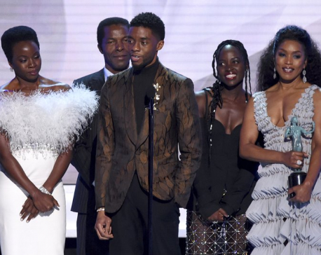 Ahead of Oscars, 'Black Panther' to return to theaters again