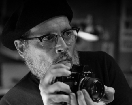 First Look at Johnny Depp as War Photographer W. Eugene Smith in 'Minamata'