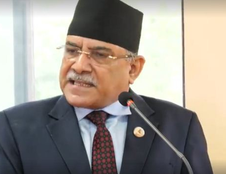 Present communist leaders, cadres are political heirs of Pushpa Lal Shrestha, says NCP chair Dahal