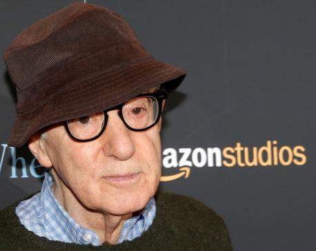 Woody Allen sues Amazon Studios for quitting movie deal