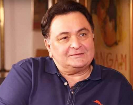 Rishi Kapoor heads home after treatment in New York