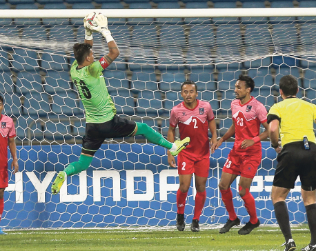 Jordan exploits Nepal's defensive problems