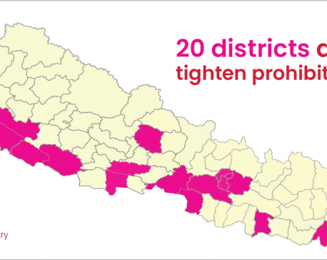 Health ministry urges 20 DAOs to further tighten implementation of prohibitory orders
