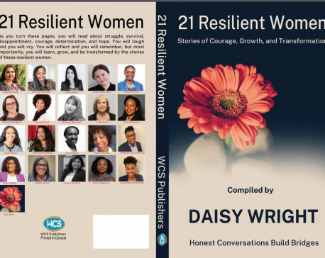 Women share personal stories of courage and transformation in a new book of essays